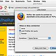 Little Snitch Problem with Firefox an jkOnTheRun