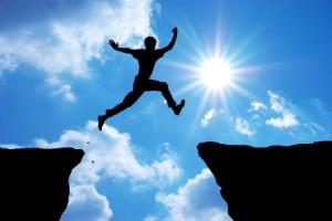 Jumping-the-gap