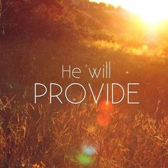 God-Will-Provide