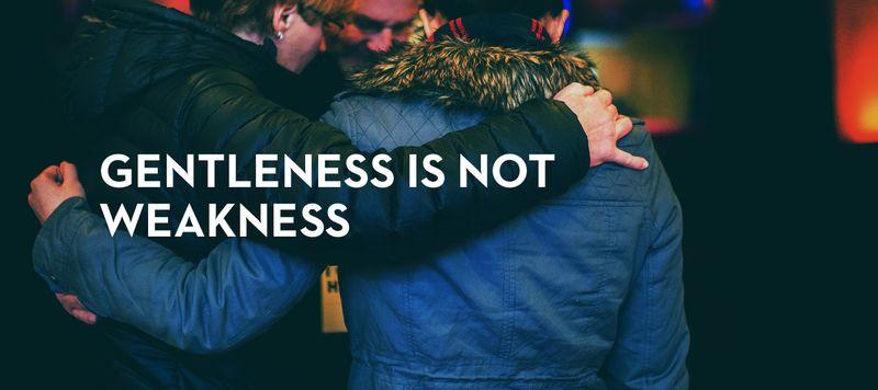 Gentleness-is-not-weakness