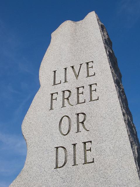 Livefreeordiegranite