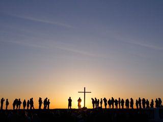 Cross-Sunset