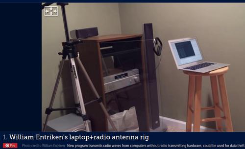 Laptop-radio-exfil-project