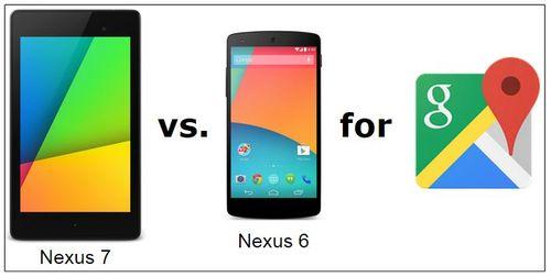 Nexus7vsNexus6-for-gps-google-maps