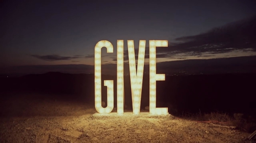 Give-big-light