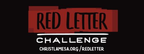 Redletter-challenge