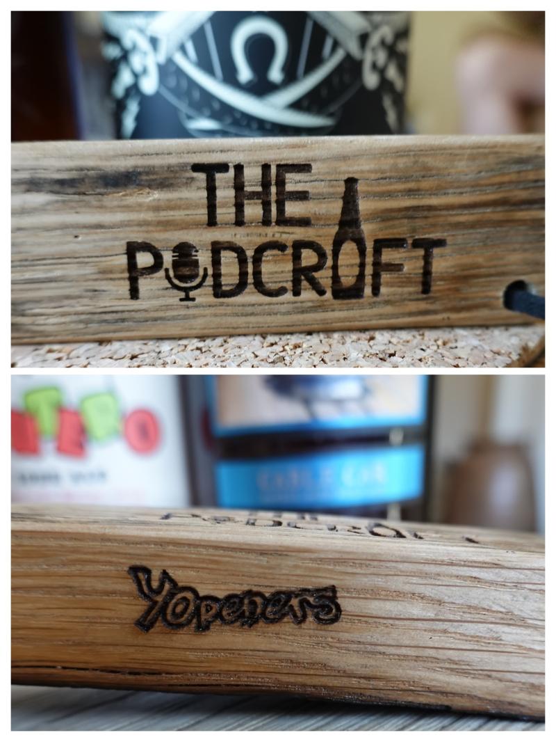 Thepodcraft-opener