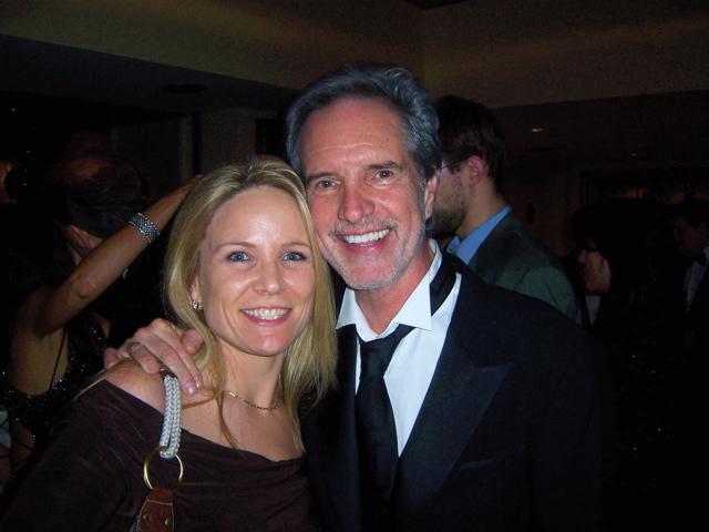 Bob Gaudio and Gina