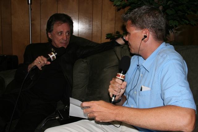 Steve Interviews Frankie Valli