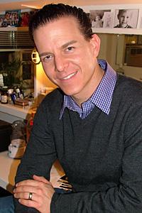 Christian Hoff #2 (in dressing room?)