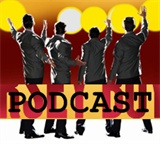The primary Jersey Boys Podcast Album Art