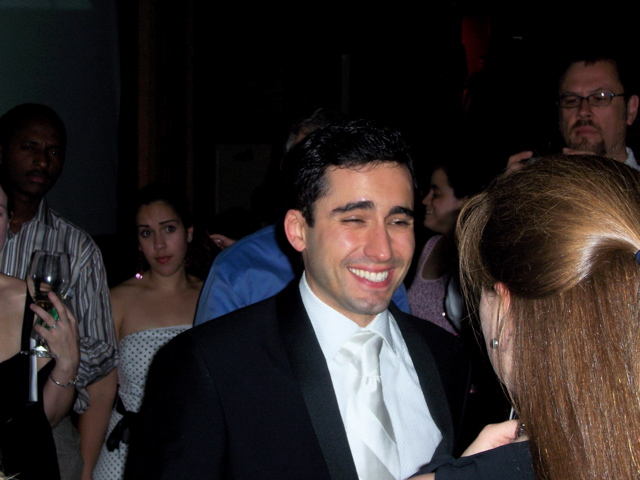 John Lloyd Young Has A Lot To Smile About