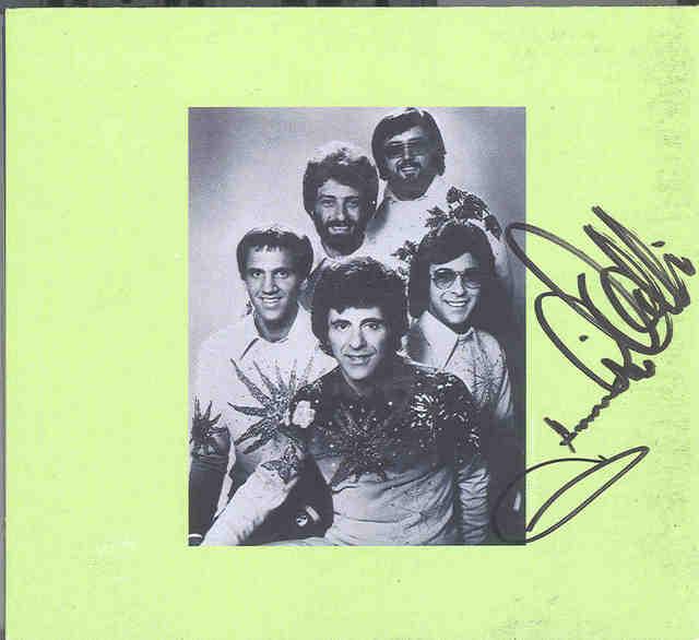 Signed Anthology CD Box