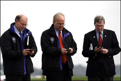 Blackberry Fun At The Highest Levels of US Gov?