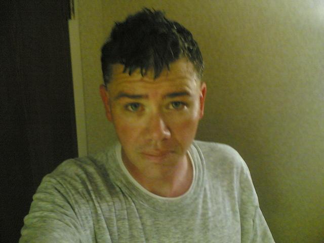 I Got Very Wet on my DC Run 20051021