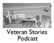 Veteran Stories Podcast Icon for MP3s
